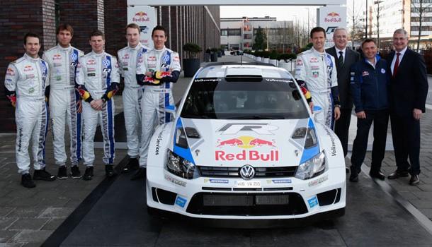 """Martin Winterkorn inicia el proyecto """"Defensa del Título"""" del WRC"""