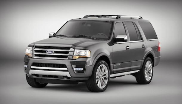 Ford Expedition 2015 con motor EcoBoost y tecnología avanzada