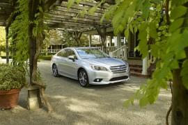 Subaru Legacy 2015, la nueva estrella