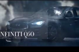 """Infiniti Q50: """"Un instinto que domina"""""""