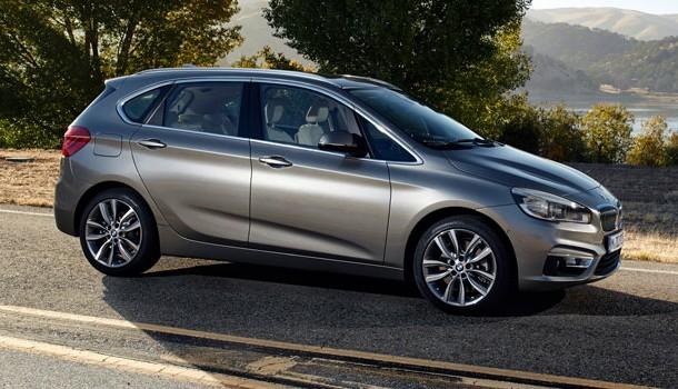 Nuevo BMW Serie 2 Active Tourer.
