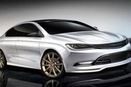 Mopar tendrá un Chrysler 200 personalizado en el Autoshow de Chicago