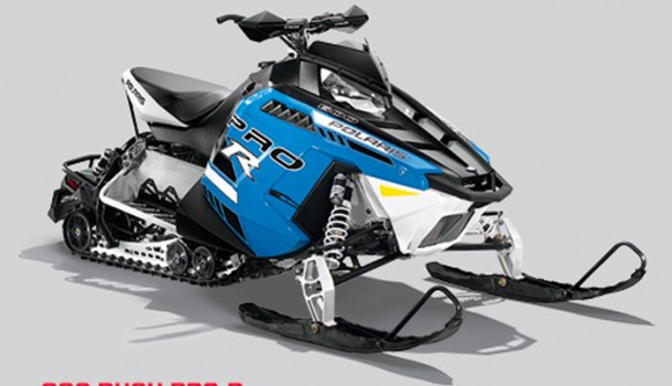 #ViernesDeVelocidad – Polaris Snowmobile