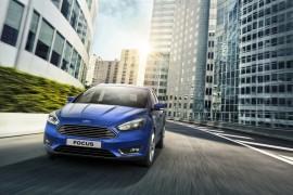 Ford Focus en el Salón de Ginebra