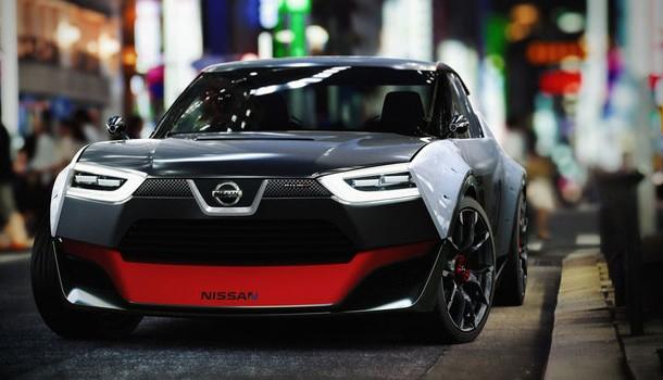 Nissan realiza tour del concepto Nissan IDx en California