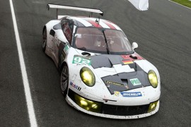 Porsche participará con cuatro autos en Le Mans