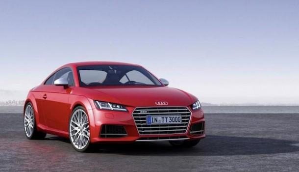 Nuevo Audi TT, la tercera generación