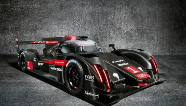 Audi logra una hazaña pionera con el e-tron quattro