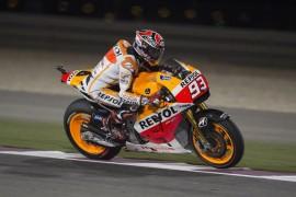 Márquez campeón en Losail, 1ra de Moto GP