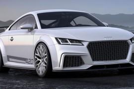 Extremo, así es el Audi TT quattro sport Concept