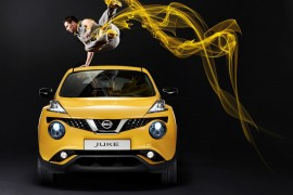 Nissan Juke en el Salón de Ginebra