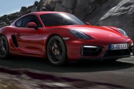 Dos nuevos modelos con mayor rendimiento: Boxster GTS y Cayman GTS