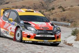El WRC2 con un gran nivel en el Rally México