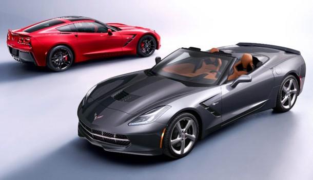 Corvette Stingray ahora con carrocería convertible