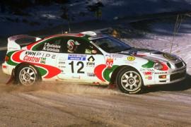 Toyota quiere un auto híbrido en el mundial de rally