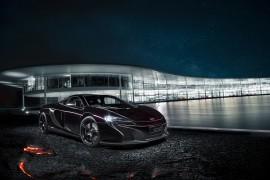 McLaren 650S Special Operations Coupé Concept