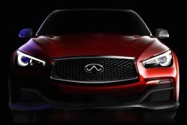 Infiniti trae el prototipo Q50 Eau Rouge de 560 caballos de fuerza a la vida
