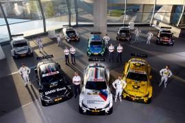 BMW Motorsport presente en el DTM 2014