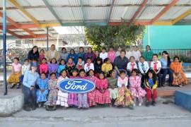 Empleados de la Planta de Motores de Chihuahua se unen para apoyar a su comunidad