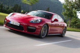 J.D. Power califica el Porsche Panamera con el mayor puntaje