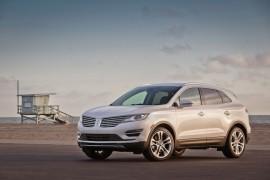 Se presenta la nueva Lincoln MKC 2015