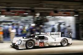 ¡Arrancan Las 24 Horas de Le Mans!