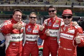 Ferrari 458 Italia triunfa en la GTE-Pro de Le Mans