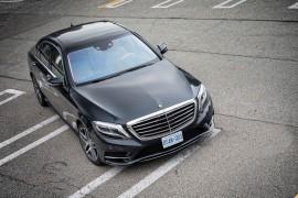 Mercedes-Benz Clase S 2014 a prueba