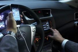 """NissanConnect gana el premio """"Revelación de la Industria"""" en el foro de Telemática de Detroit"""