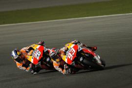 Márquez ganó 9 de 9 en Motorrad
