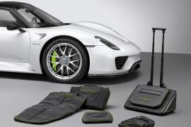 Viaje con estilo en el Porsche 918 Spyder