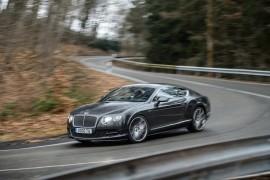Experiencia Bentley W12, con el nuevo GT Speed en Crewe, Escocia