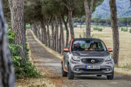 Smart Fortwo y Forfour, evolución visual