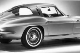 #MartesDeMachine – Corvette, el deportivo americano (punto).
