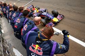 Daniel Ricciardo y Sebastian Vettel reflexionan sobre el Gran Premio de Bélgica