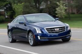 Llega a México el totalmente nuevo Cadillac ATS Coupe 2015