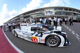 Porsche es cronometrado por Chopard en Austin