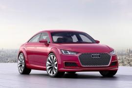 Audi TT Sportback concept, deportividad en su máxima expresión