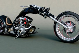 #MartesDeMachine – Chopper