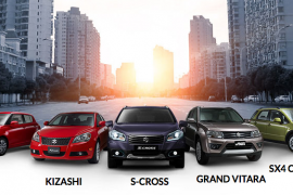 La estrategia de Suzuki en México