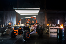 Polaris RZR XP 1000 Calavera