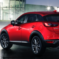 Mazda CX-3 2016: Presentación mundial en L.A.