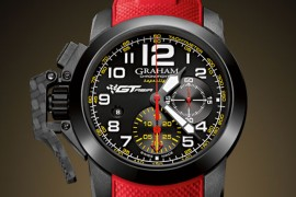 #JuevesDeRelojRacing  – Chronofighter Oversize GT Asia, Graham
