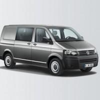 Furgoneta y Combi en uno – la nueva Transporter Kombi Doka Plus