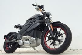 La primera Harley-Davidson eléctrica  ¡Existe!,  Y la pudimos manejar…
