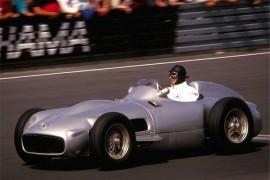 #LunesDeDeporteMotor – Juan Manuel Fangio
