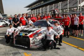 #LunesDeDeporteMotor – Ricardo Sánchez es segundo en las 24 de Dubai