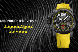 Graham Chronofighter Oversize Superlight, #JuevesDeRelojRacing