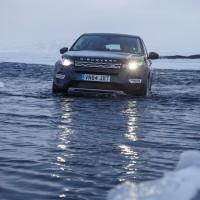 Land Rover Discovery Sport, nuestro contacto en Islandia