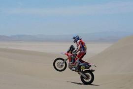 Continúa la aventura del Rally Dakar